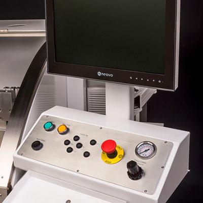 Composite Saw Control System